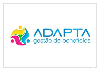 Adapta - A empresa atua na gestão de benefícios e seguros empresariais, como planos de saúde e odontológico, seguro de vida, seguro ocupacional, previdência privada, etc.