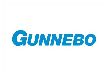 Gunnebo - De origem sueca, destaca-se como fornecedora de equipamentos de proteção para o varejo, além de ser referência em soluções para performance de loja.