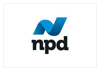 NPD É uma empresa de pesquisa criada em 1966 em Port Washington, Nova Iorque (EUA), e opera em 21 países com 25 filiais nas Américas, Europa e Ásia.